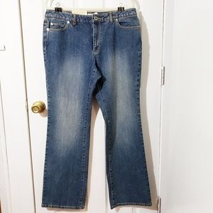 Michael Kors| NWT Greenwich Fit Bootcut Jeans